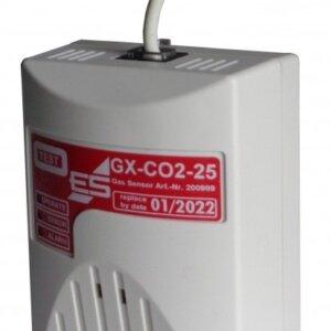 Gassensor GX-CO2-25 für Raumluftqualität