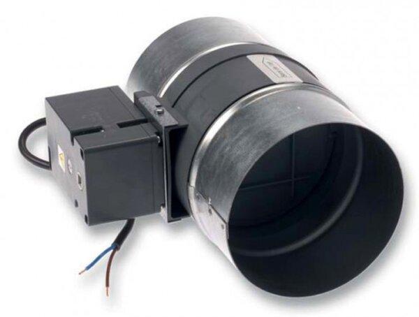 Zuluftklappe Ø200 mm elektrisch (Servomotor)