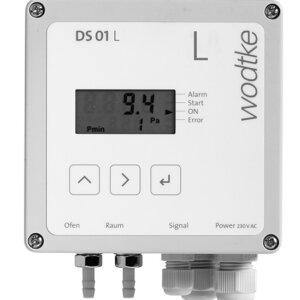 Differenzdruck-Controller DS01 L