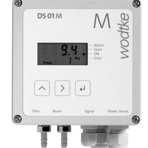 Differenzdruck-Controller DS01 M