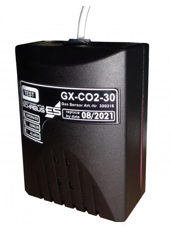 Kohlendioxid Gassensor GX-CO2-30 für CO2-Gasanlagen