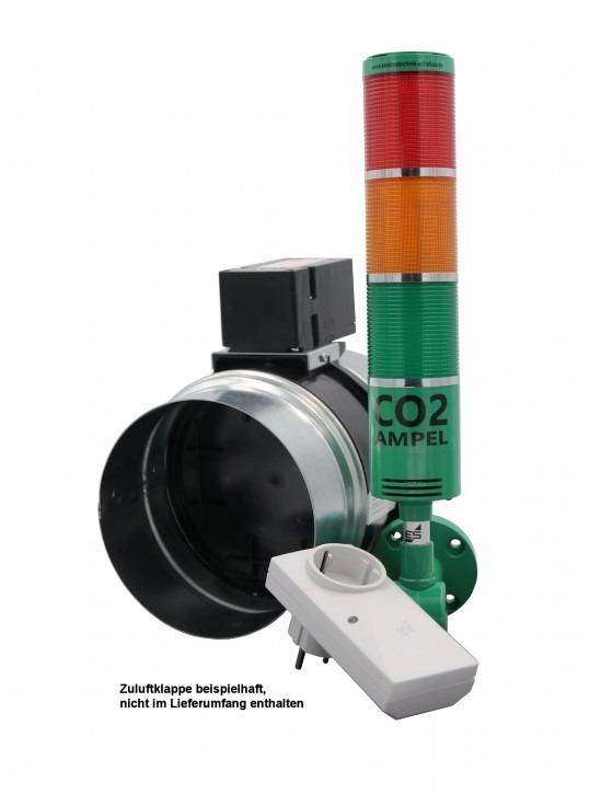 "FCS 200 Funk CO2-Ampel ""factory"" Zugluftsteuerung Set"
