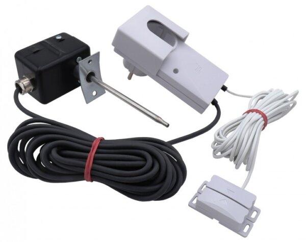 Kabel-Abluftsteuerung mit Thermoschalter KDT 210